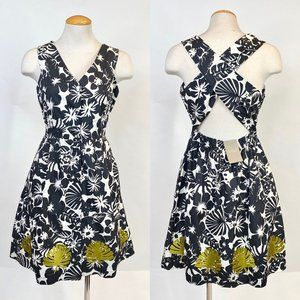 Anthropologie NWT Floral Dress